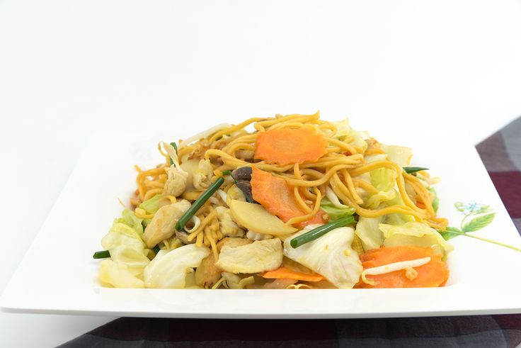 Chow Mein is emblematic of Chinese-American food in the 1950s—an almost stew-y mass of celery, onions and bean sprouts, with a very specific flavor.