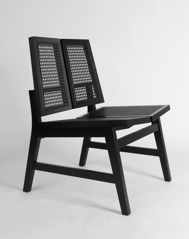 TISS chair (2013) by Zanini de Zanine - MAISON&OBJET AMERICAS 2015 Designer of the Year