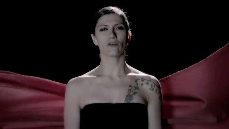 """Elisa - """"Un filo di seta negli abissi"""" - (official video - 2014)"""