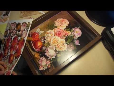 """Распаковка и сбор 3D картины """"VIZZLE"""" - YouTube"""