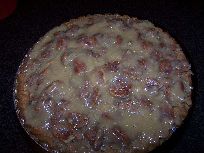German Chocolate Pie Recipe!