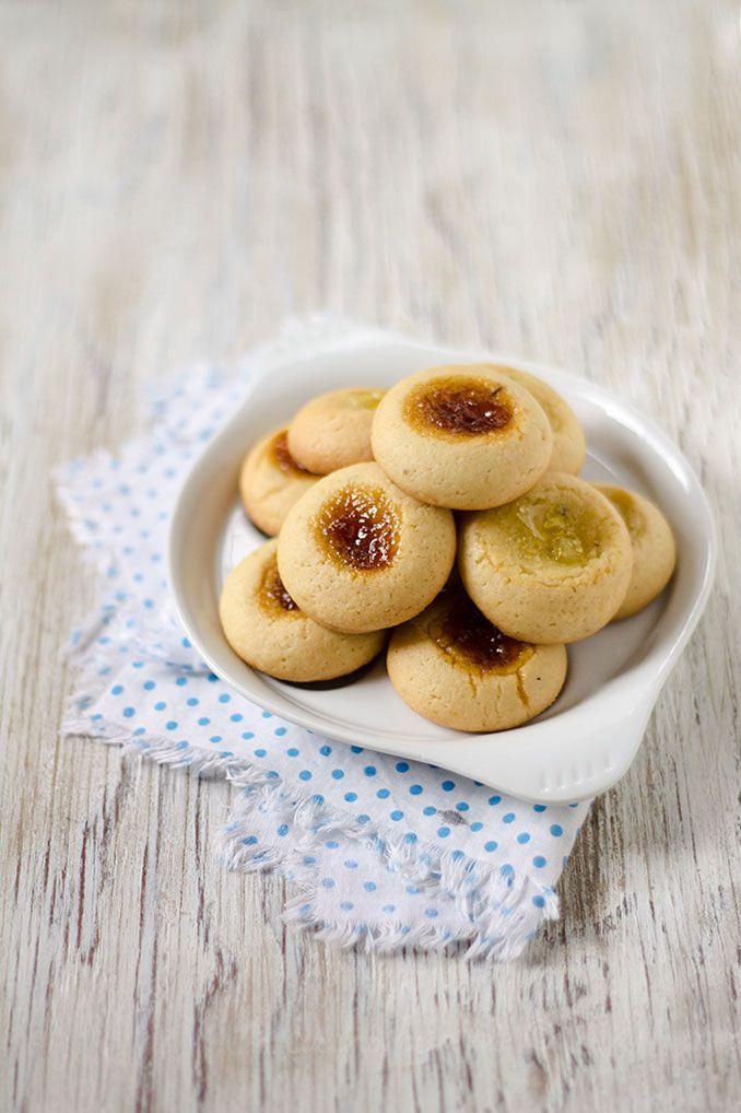 Biscotti con olio extravergine di oliva