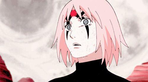 anime, naruto shippuden, and gif image