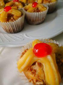 Cupcakes de coca de Sant Joan