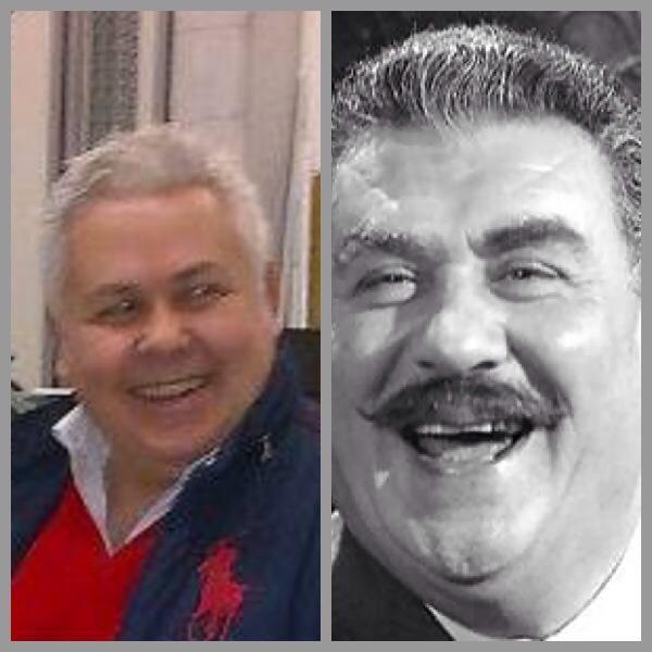 Strange comparison....