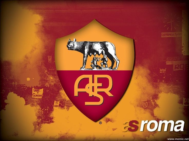 Wallpapers84 daily update fresh images and AS Roma Fc Logo Wallpapers For Desktop for your desktop and mobile in professional manner.