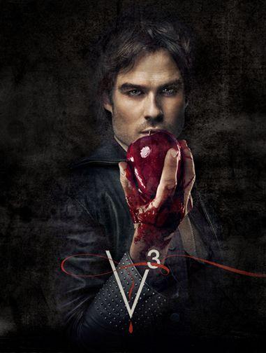 Vampire Diaries loves him!!!!