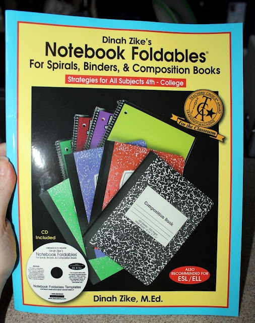 Middle School Math Madness!: interactive notebook