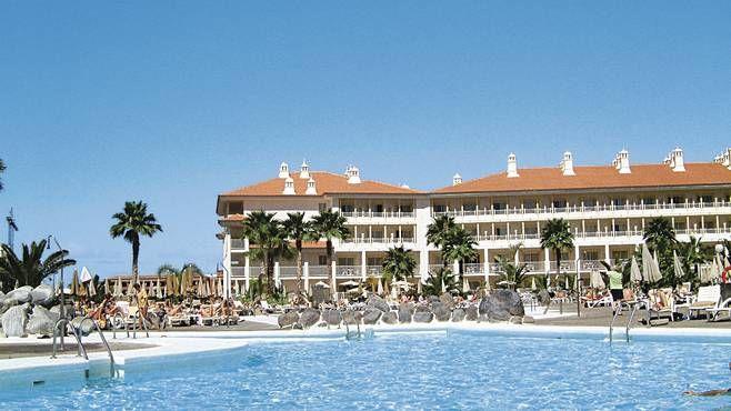 Hotel Riu Arecas #Tenerife
