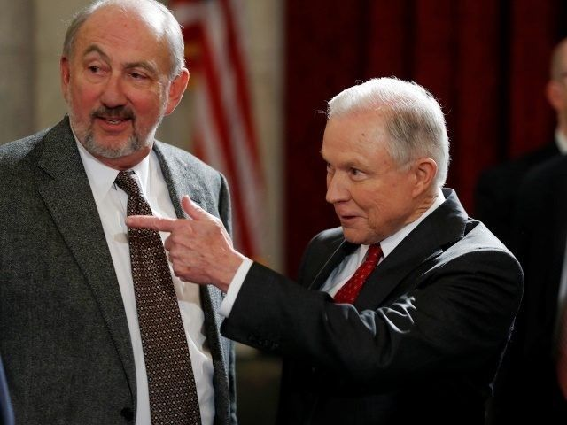 Exclusive–Sen. Richard Shelby: Democrats 'Did Not Lay a Glove' on Jeff Sessions