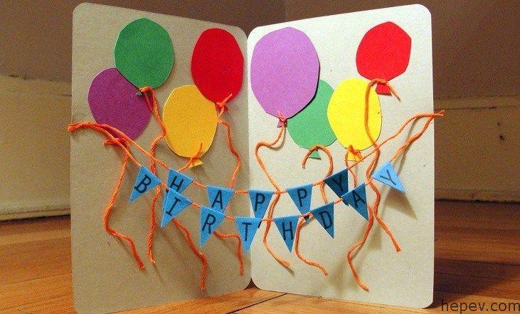 Doğum Günü Kartı Fikirleri – hepev.com/…