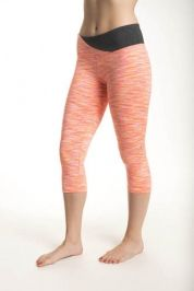 The Parker in Pink Space Dye - Strut-This | Dress Up Your Workout - Fashionable Workout Clothing