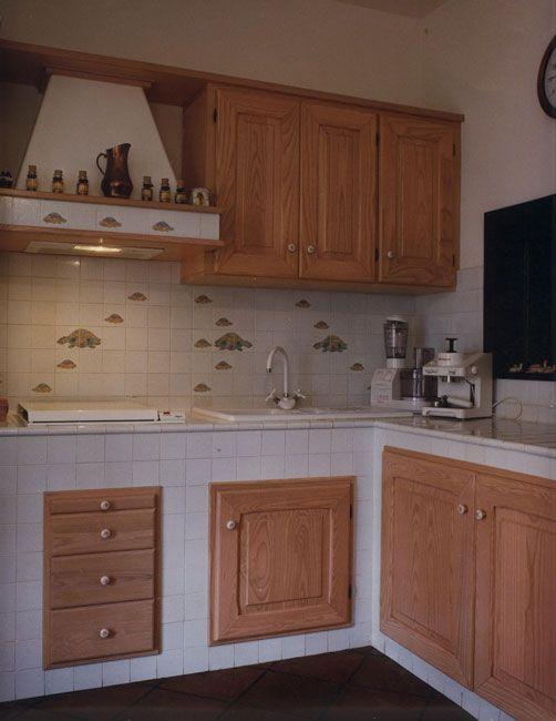 cucina in muratura non solo bagnopo fa