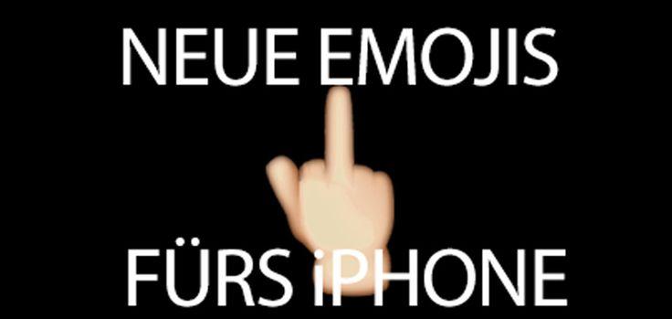 Neue Emoji fürs iPhone: Stinkefinger / Mittelfinger und 250 neue Emojis kommen! - http://apfeleimer.de/2014/06/neue-emoji-fuers-iphone-stinkefinger-mittelfinger-und-250-neue-emojis-kommen - ENDLICH: dergestreckte Mittelfingers(Stinkefinger) kommt wohl aufs iPhone!Mit dem bevorstehenden Unicode 7.0 findet endlich auch diese längst überfällige Fingergeste ihren Weg in die zwischenmenschliche Kommunikation per Smartphone – und sind wir ehrlich:ohne Unicode Emoj