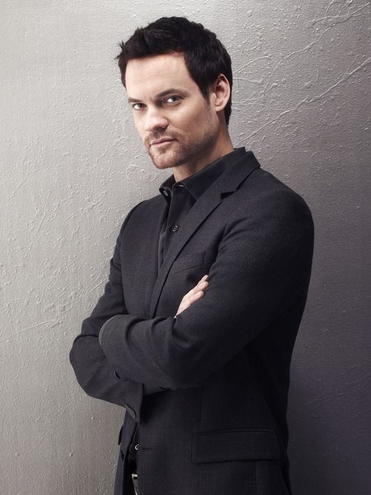 Dont' know which hero of mine he'd play, but yum! Maybe Will Hooper from KILLING FEAR. Or Mitch Bianchi from PLAYING DEAD.// Shane West