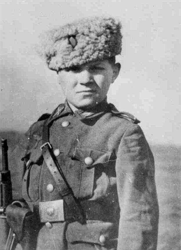 Don Cossacks who served in the Heer and in the 15th  Waffen SS Cossacks Cavalry