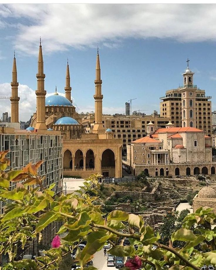 "Lebanon  (@insta_lebanon) on Instagram: ""Lebanese downtown. ♡ #DowntownBeirut #Beirut #Lebanon  Photo posted by: @libano_brasil Photo taken…"""