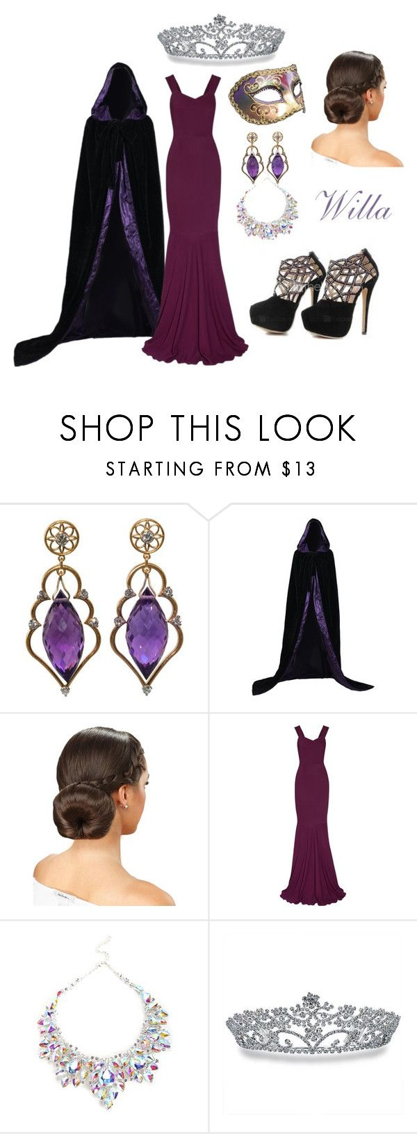 """""""Lírios Brancos"""" by lalla-amaral on Polyvore featuring Arco, Roland Mouret, Bling Jewelry, women's clothing, women, female, woman, misses and juniors"""