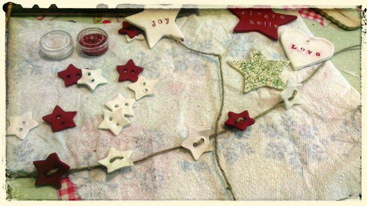My little Christmas Workshop!