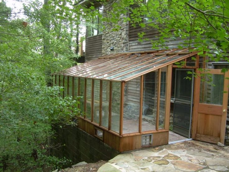 Garden Sun Room Covering A Patio · Sunroom KitsGreenhouse ...
