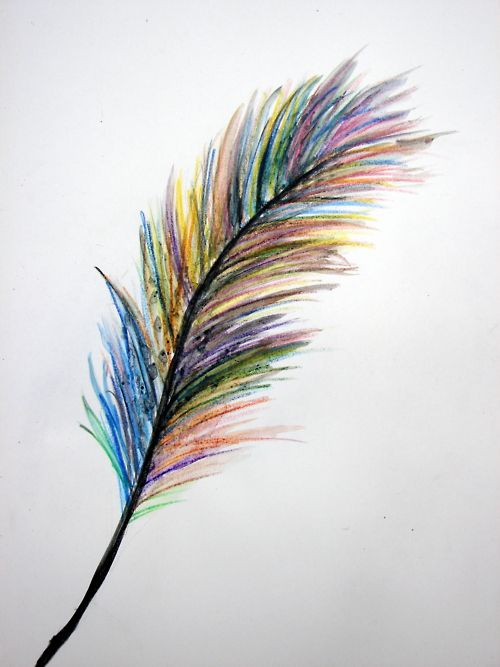 crayon drawings | Pencil Crayon Drawing Tumblr Pictures