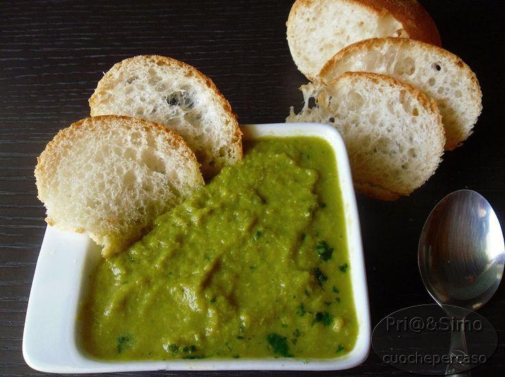 crema di asparagi by simo
