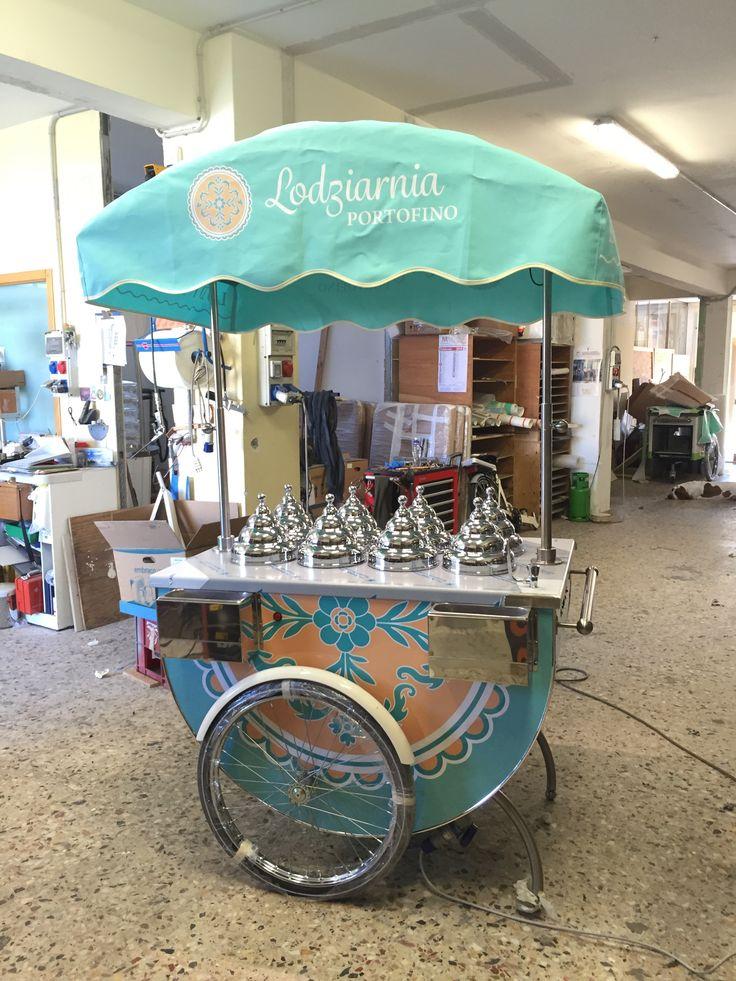 #tekneitalia #icecreamcart #gelatocart #wedding #foodtruck #foodbusiness