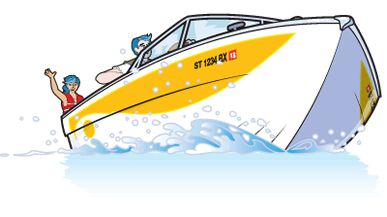 BOATERexam.com: Boater Safety Certification in 3 Easy Steps (Patron Member)