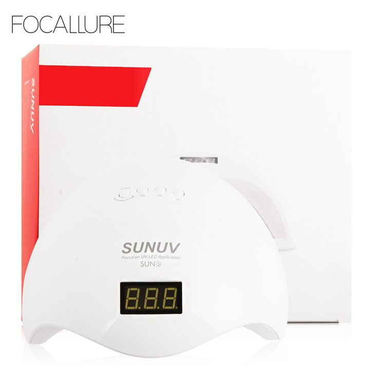 ==> [Free Shipping] Buy Best FOCALLURE SUN5 48Wl UV LED Nail Lamp Nail Dryer Gel Polish Curing Light with Bottom 30s/60s Timer LCD Display UV Gel Nail Polish Online with LOWEST Price   32794689375