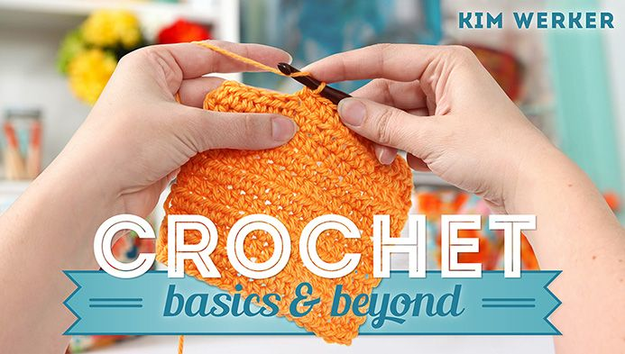 This class is perfect for you if you are a crochet beginner. You will learn all the crochet basics from how to hold your crochet hook to how to make a blanket from granny squares,