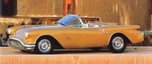 1954 Oldsmobile F-88(XP-20)