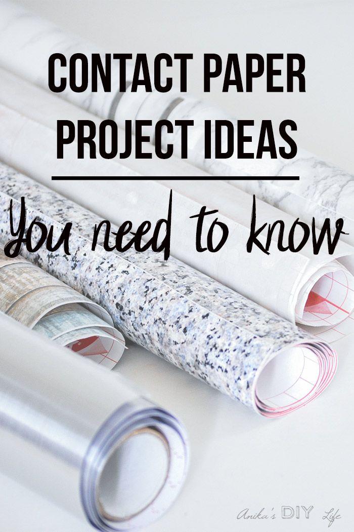 Contact Paper Ideas Anika S Diy Life Contact Paper Contact