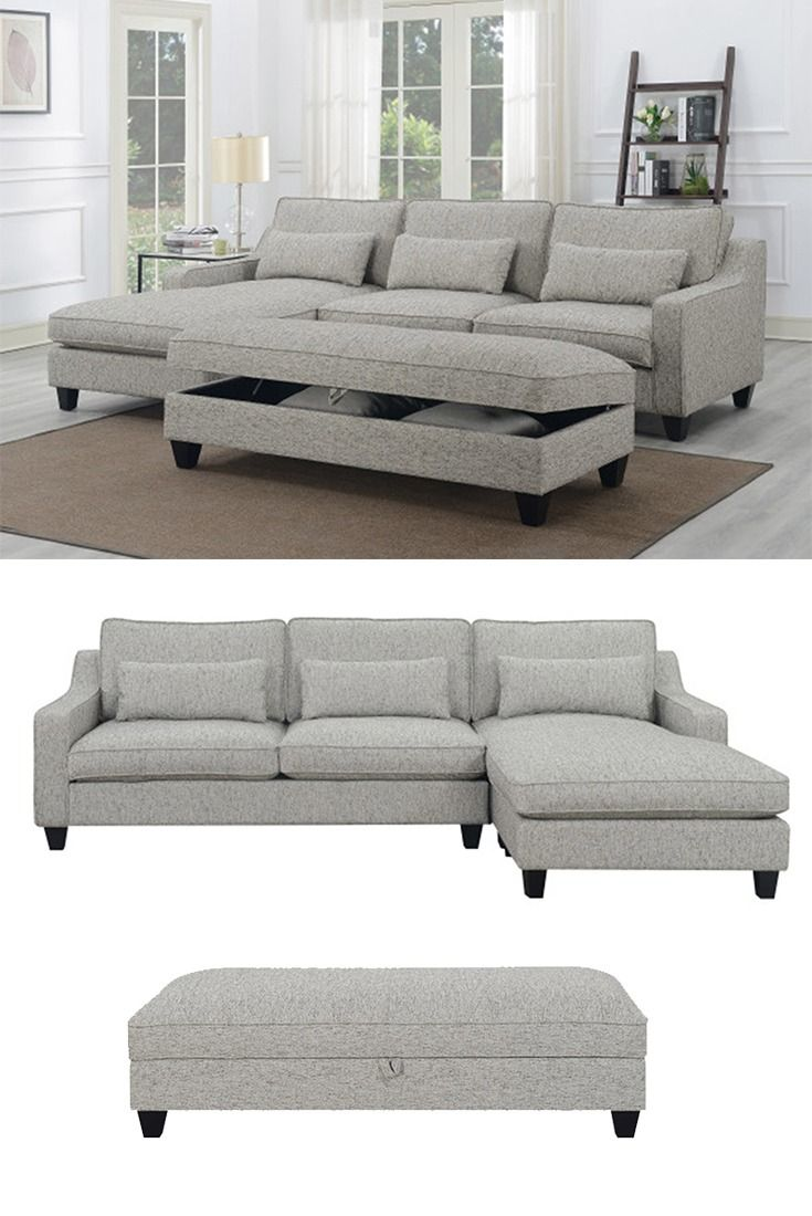 Love The Elegance Of A Chaise But Need The Versatility Of A