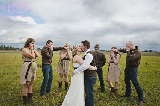 WWW.ORIGINPHOTOS.COM FOLLOW US NOW beautiful bridal party photo ideas for your special day #followme #weddings #love #lovestory