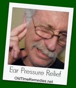 Air Travel Sinus Pressure Relief