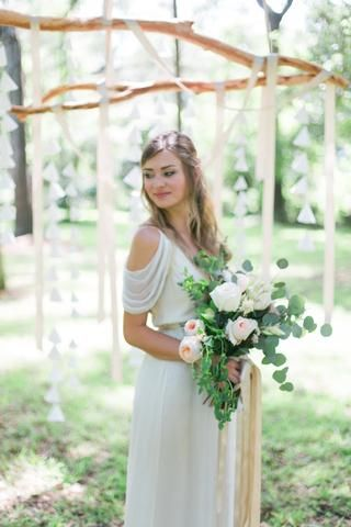 Vintage Garden Party Inspiration featuring Saja Wedding Dress HB6285 by Life in Motion Photo + Film. See it on the Saja Wedding Blog: http://sajawedding.com/blogs/news/vintage-garden-party-inspiration