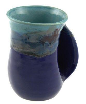 Mystic Waters Handwarmer Mug| Handwarmer Mug, Unique Coffee Mug | Catching Fireflies