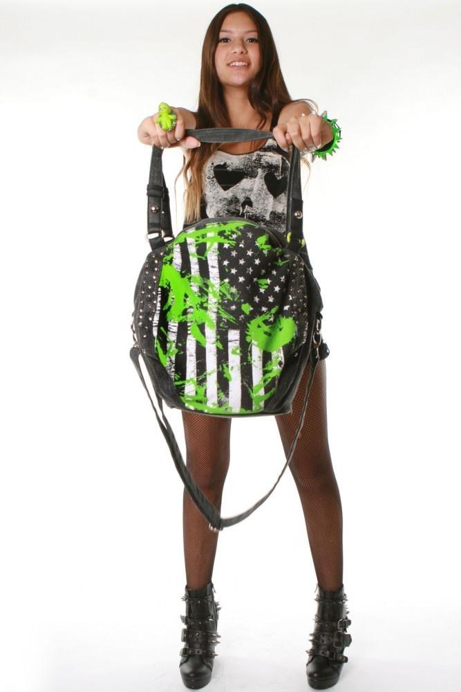 Abbey Dawn By Avril Lavigne Rockstar Bag Fierce