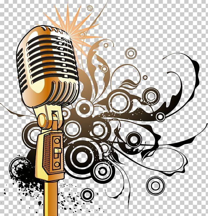 Microphone Radio Drawing Open Mic Png Art Audio Audio Equipment Bahtiyar Beat Radio Drawing Graffiti Art Letters Drawings