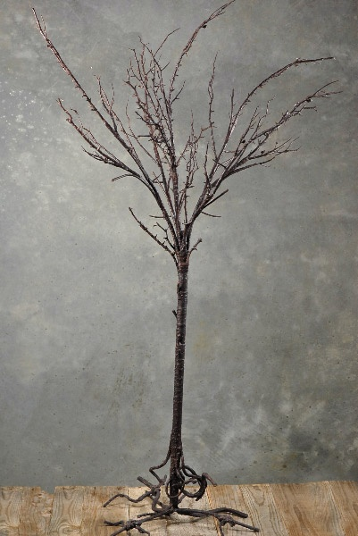 """Brown  50""""    Display Tree  with  Root Base  $45 each/ 2 for $35 each: Based Brown, Brown 50In, Ceremony Decor, White Lights, Decor Trees, Roots Based, Dutch Originals, Trees Display, Display Trees"""