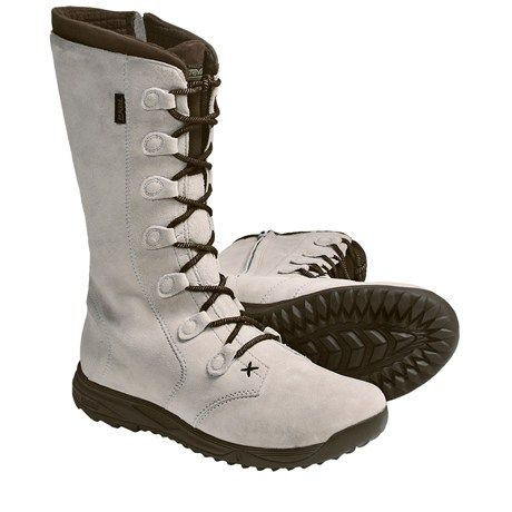 Teva Vero Winter Boots - Waterproof, 200g Thinsulate® (For Women) in Grey Morn