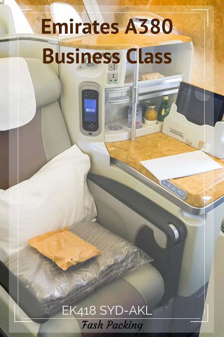 Ever wondered what it's like to fly Emirates A380 business class? My comprehensive guide will let you know exactly what to expect.