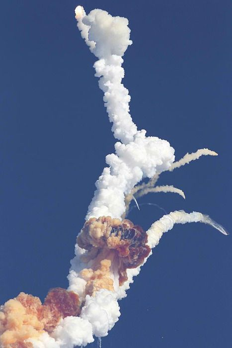 space shuttle challenger impact on america - photo #38