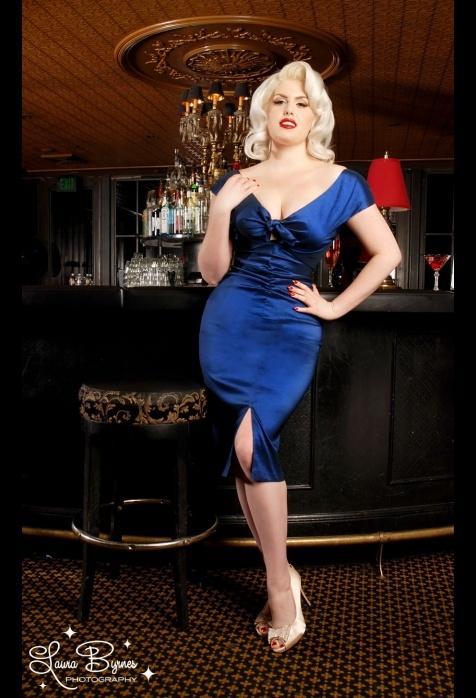 Dixie fried secretary dress image