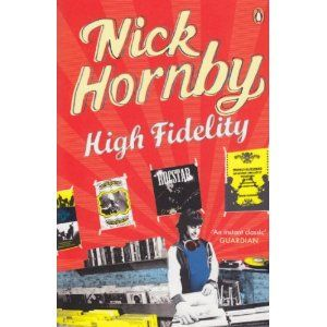 High Fidelity, Nick Horby.
