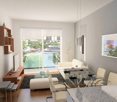 Decoracion Interiores Apartamentos Pequeos  decoracion