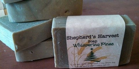 Whispering Pines - Shepherd's Harvest
