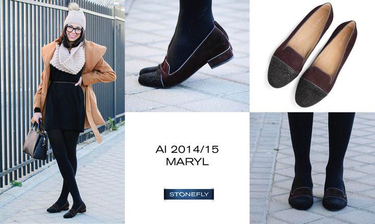 La #fashion #blogger spagnola Jur Jur trova che le #slipper #Stonefly Maryl siano super comode e perfette per creare diversi tipi di abbinamenti. Lei le ha provate con un mini #dress nero e cappotto > scoprite di più sul suo #look http://www.jurjur.net/#!stonefly-slipper/c1oui - >> http://www.stonefly.it/it/2/collezione/donna/287/103046-m35-maryl-8.html