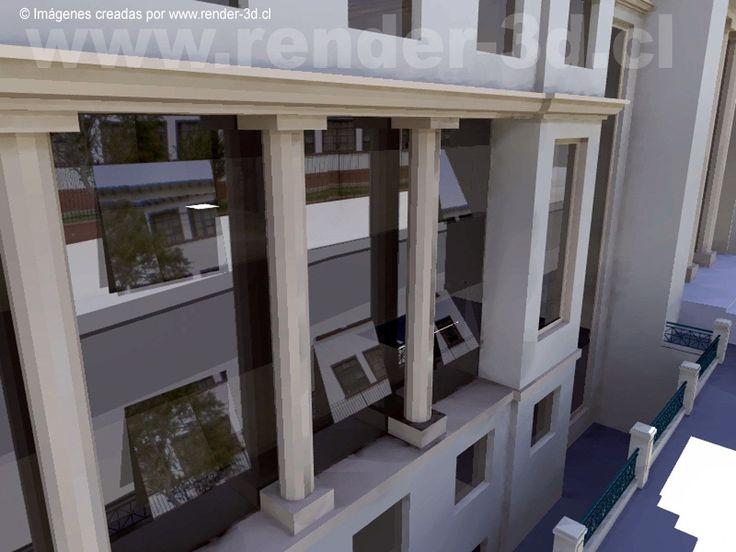 Anteproyecto Edificio MOP La Serena