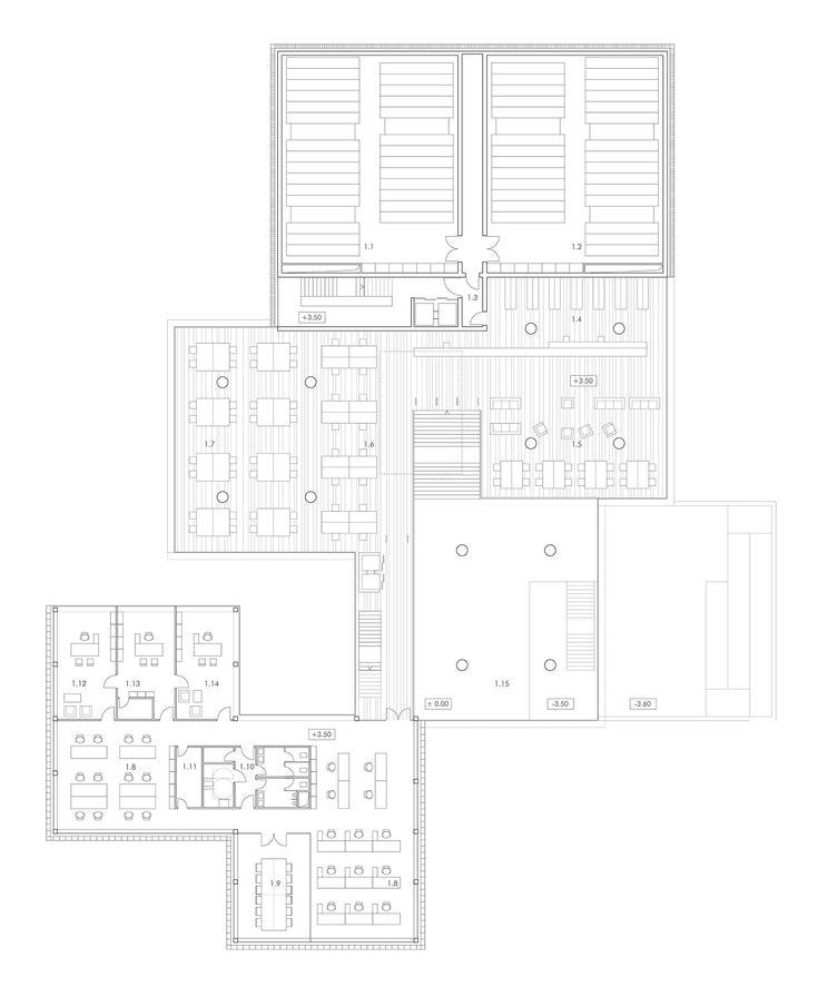 Archivo Nacional de Cracovia | BAKPAK architects